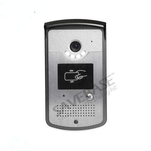 Kilanation Keyfobs Unlocking Outdoor Camera XC001 for Video Door Phone Intercom System