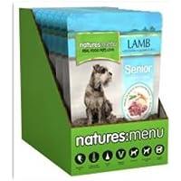 NATURES naturalezas Menú Cordero mayor con el paquete
