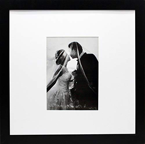12x12 matted frame - 9
