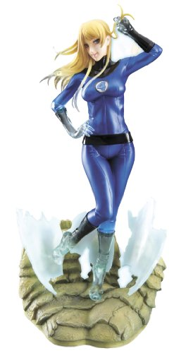 Kotobukiya Kotobukiya Marvel X: Invisible Woman Bishoujo Statue -