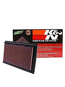 Amazon.com: K&N 33-2031-2 High Performance Replacement Air ...