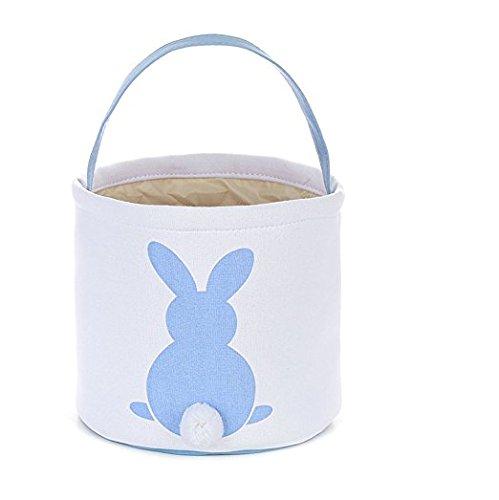 Easter Basket for Kids, Easter Bunny Bag for Party's Celebra