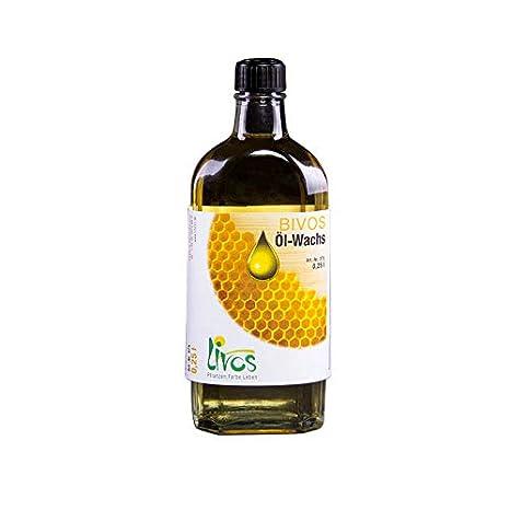 Livos 375-0,25 BIVOS - Cera para aceite: Amazon.es ...