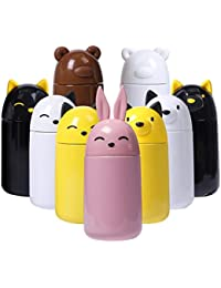 FACE Thermos Vacuum Water Bottle for Kids Stainless Steel...
