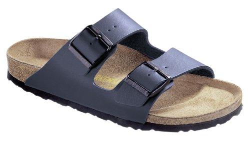 Birkenstock Arizona Birko-Flor Sandals (41 N EU) Blue