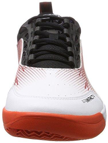 Puma Evoimpact black Fitness 4 Homme cherry De white Chaussures Tomato Blanc 3 rrzdXgq