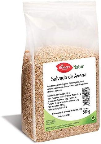 SALVADO AVENA 500 gr
