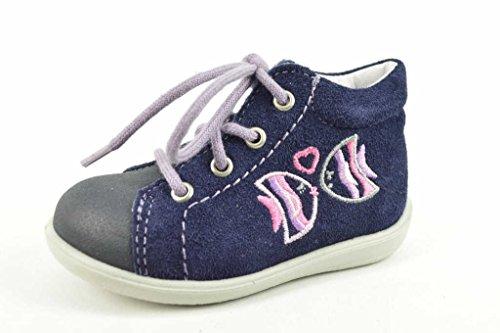 Ricosta girls Girls lace up shoes nautic size 7 (Ricosta Girls Shoes Kids)