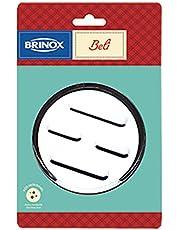 Descansa Copos 6 Pcs Beli Ø9cm Brinox Aço Inox