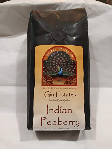 Indian Peaberry Giri Estates(TM) Coffee