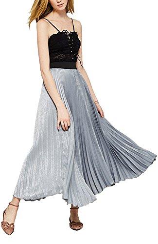 long accordion pleat dress - 7