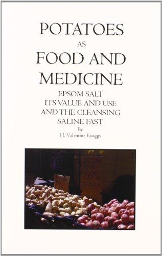 Price comparison product image Potatoes As Food & Medicine: Epson Salt