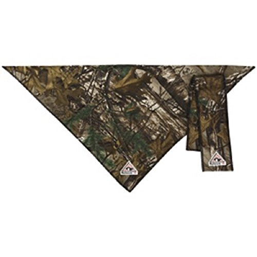 Bulwark FR Realtree Xtra Camo Bandana and Head - Fire Resistant Bandana