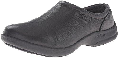 Bogs Femmes Chaussures De Travail En Cuir Imperméable Ramsey Noir