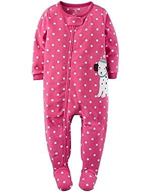 Baby Girls' 1 Pc Fleece 337g132