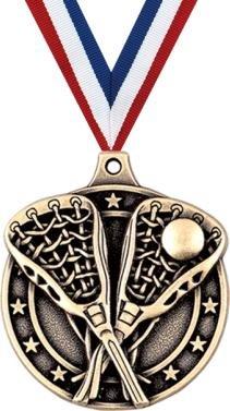 Crown Awards Lacrosse Medals - 2
