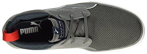 Puma Rbr Desert Boot Vulc - Zapatillas Hombre Gris