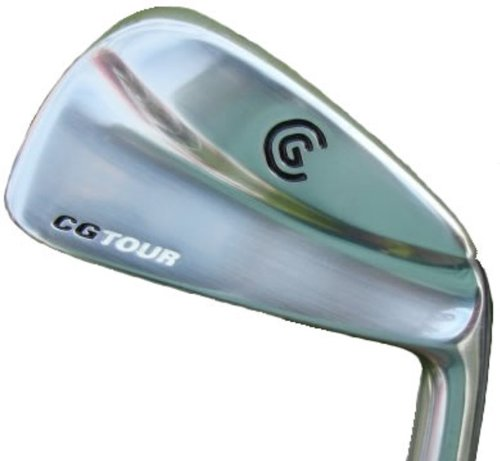 Cleveland CG Tour Single Iron 8 Iron True Temper Dynamic Gold X100 Steel X-Stiff Right Handed 36.25 in