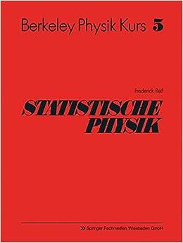 Statistische Physik (German Edition)