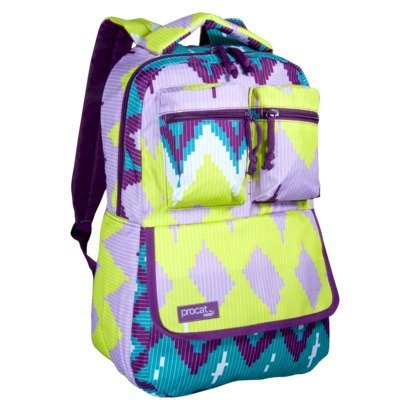 49e1439c1f4d ... Procat Puma Backpack - Turq Aztec Pattern - Buy Online in UAE.