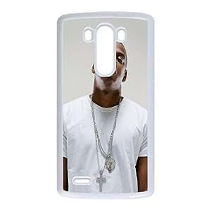 Rapper Jay Z LG G3 Cell Phone Case White Delicate gift JIS_434805