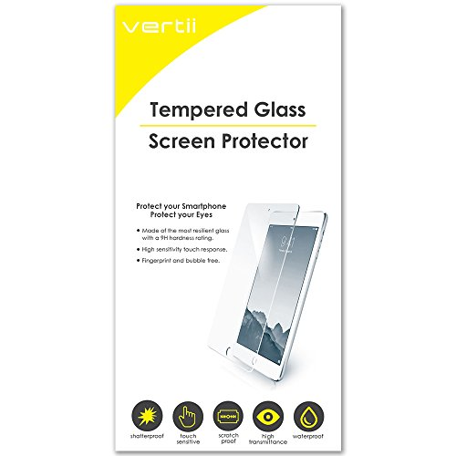 2 Pack - Clear Tempered Glass Screen Protector for Samsung Galaxy S8 Plus from Group Vertical