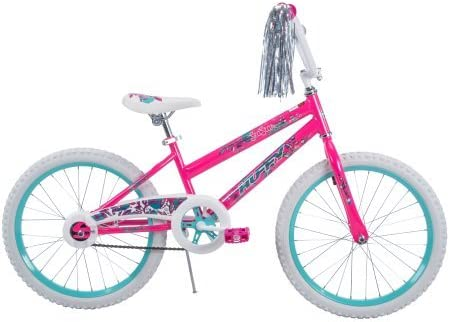 Huffy 20 Sea Star Girls Bike, Pink