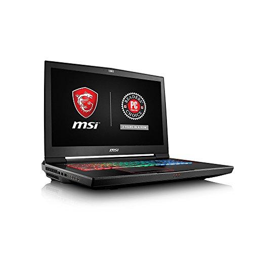 MSIGT73VR TITAN 4K-867 17.3' Extreme Gaming Laptop 4K|i7-7820HK|1070...