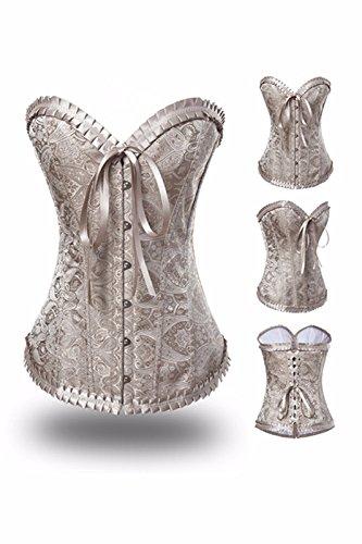 Yall Vestido de Novia cintura tensas Manta Bras de escultura corporal jin