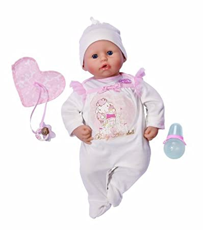 baby annabell doll that cries real tears