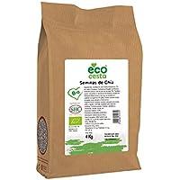 Ecocesta- Semillas de chía bio, 4 kg