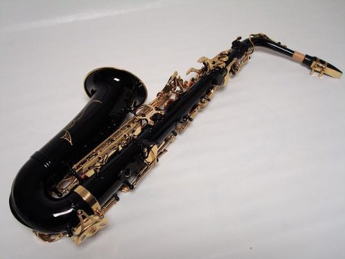 OPUS USA by Ktone Professional Black Gold Alto Saxophone Sax Brand New