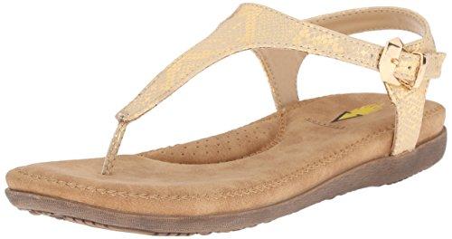 Flygtige Kvinders Reece Kjole Sandal Guld tZcRsu