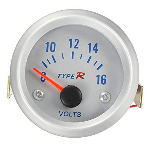 8-16V Volt Pointer Voltmeter Meter Gauge Voltage: