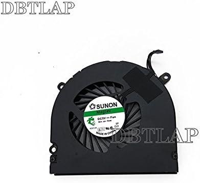 DBTLAP Ventilador de la CPU del Ordenador portátil para Apple ...
