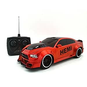 Amazon.com: TRI Band Remote Control 1:18 Extreme Machines ...