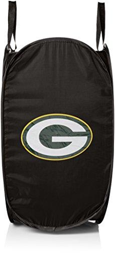 FOCO Green Bay Packers Team Logo Laundry Hamper