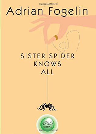book cover of Sister Spider Knows All