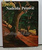 Nadezda Petrovic (1873-1915) by…