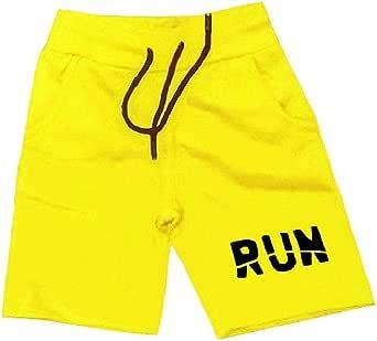 Cotton Drawstring-Waist Shorts for Boys