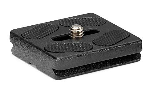 Manfrotto Quick Release Plate for Element Traveller Big Tripod (MHELEQRB)