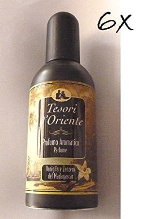 6 x Tesori d Oriente Vaniglia   Zenzero Vanilla   Ginger Parfum 100 ml Eau  de 91e985b9add0