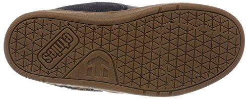 De Chaussures Bleu navy Roulettes Homme Grey Etnies Fader 413 Gum Planche 2 Pour wgfdqTgx