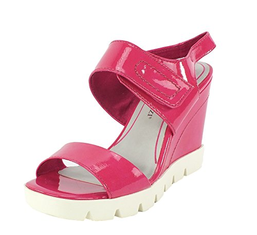 Marco Tozzi 6962 Lack Sandalette Pink Pink
