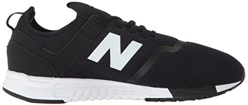 Sneaker Balance Men's Black New 247v1 q8BSXqwt
