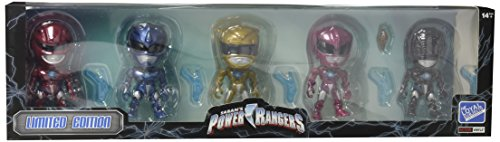 Power Rangers Action Vinyls Collectible Action Figures by The Loyal Subjects (Amazon Exclusive) Power Rangers Collectables