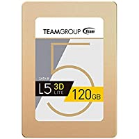 Team Group L5 LITE 3D 2.5 120GB SATA III 3D NAND Internal Solid State Drive (SSD) T253TD120G3C101