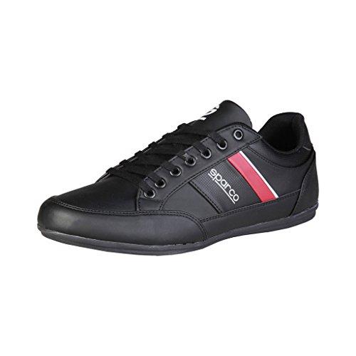 Sparco - ZOLDER Zapatillas De Corte Bajo De Cordones Para Hombre