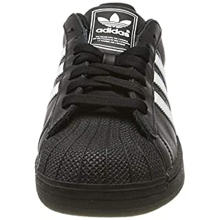 adidas Originals Men's Superstar  Black/White/Black 7.5