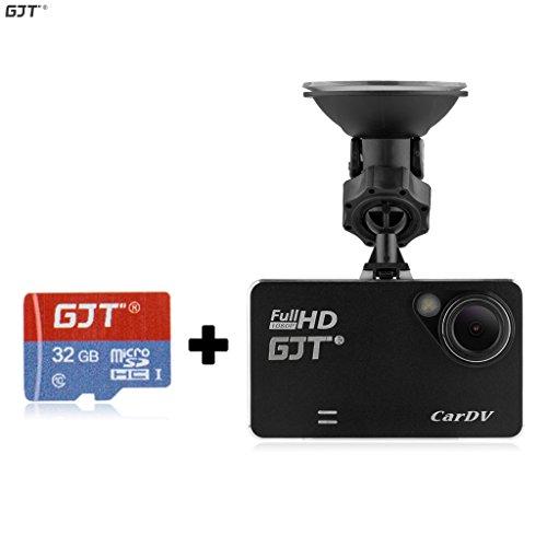 GJT Degrees Accident Recorder G sensor